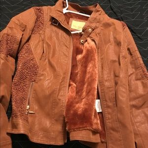 Jackets & Blazers - A brown jacket from Spain!